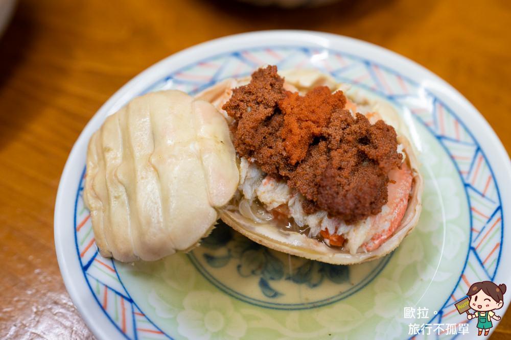 螃蟹面金澤美食菊一關東煮