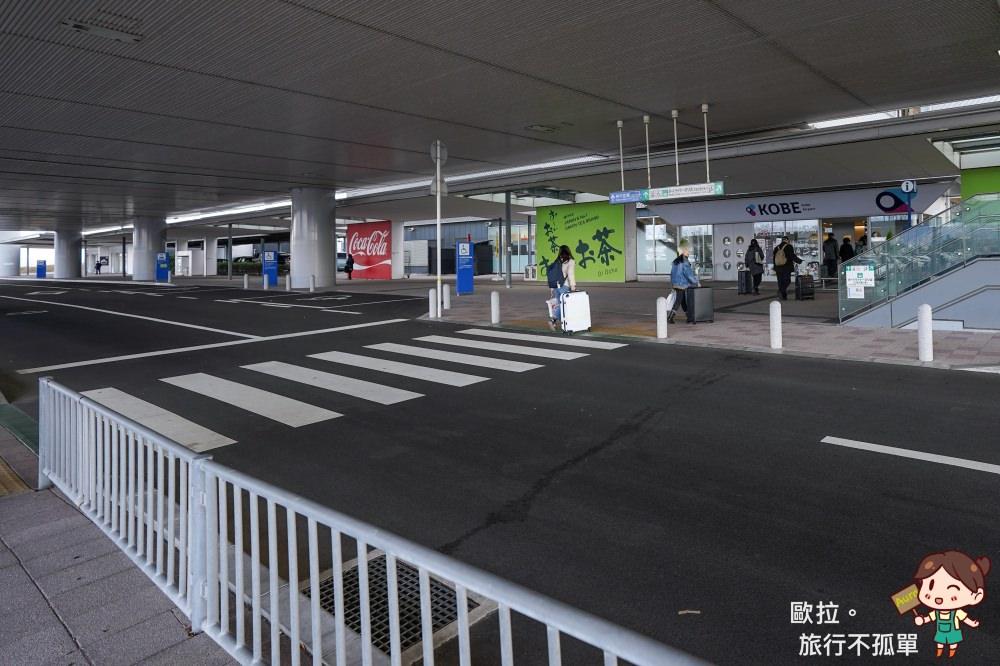 關西機場神戶高速船神戶機場