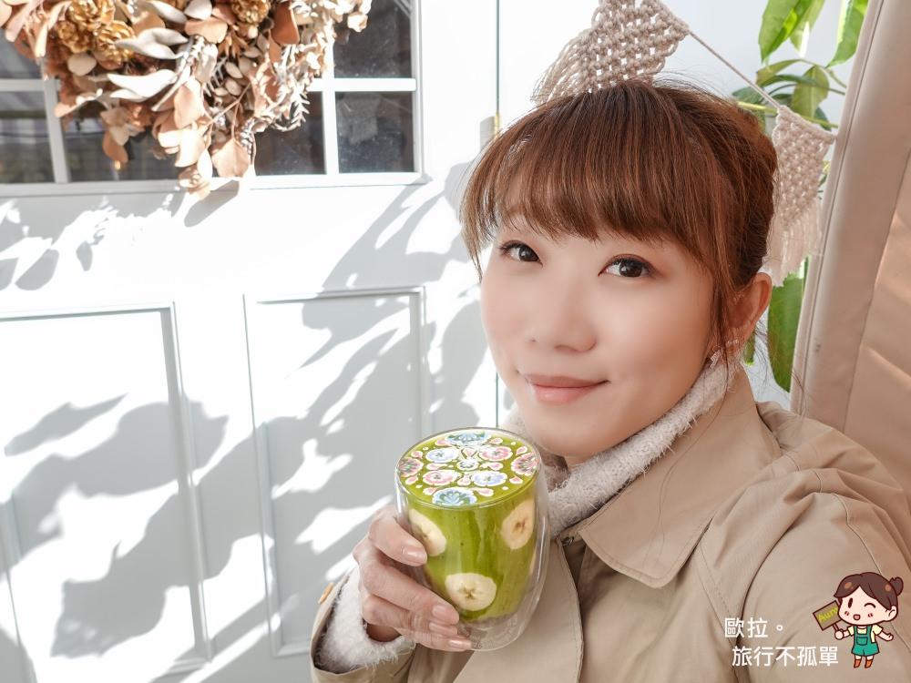 greenery網美天然果汁藝術飲料